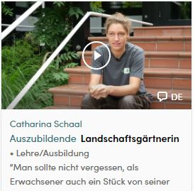 Landschaftsgärtner Video Stories